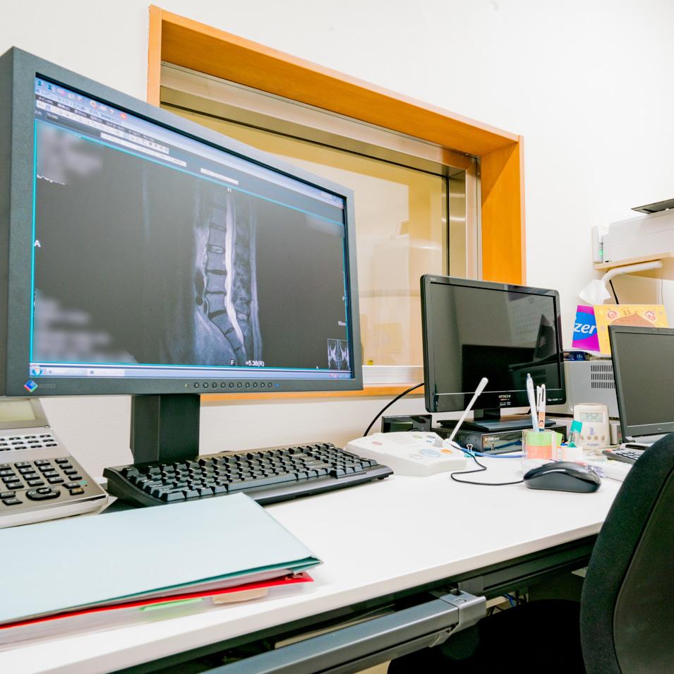 当院では最新オープンMRIを導入しました。